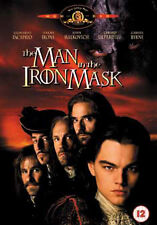 MAN IN THE IRON MASK THE - DVD - REGION 2 UK