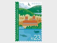 NORWAY 2019 Oslo European Green Capital