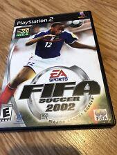 FIFA Soccer 2002: Major League Soccer (Sony PlayStation 2, 2001) PS2 VC5
