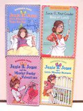 Junie B. Jones by Barbara Park, Lot of 4 Books