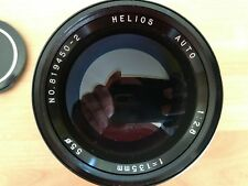 Helios 135 mm m42 Canon EF Fit