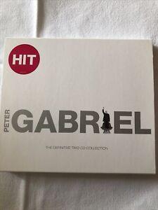 Peter Gabriel - Hit (The Definitive) - 2 x CD Album