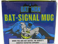 Batman Bat Signal Mug DC Comics Official/The Unemployed Philosophers Guild