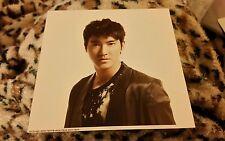 Super junior siwon japan jp OFFICIAL Postcard Kpop k-pop U.S SELLER