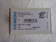 NIB Siemens Control Relay    3RH1131-1JB40