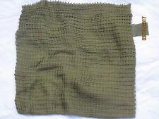Headnet Camouflage, British Army,Netzschal Halstuch,Größe 120x120cm,datiert 2003