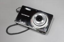 Genuine Olympus (FE-4000) 12 Mega Pixels Digital Camera Shiny Silver