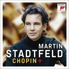 MARTIN STADTFELD - CHOPIN +   CD NEU CHOPIN,FRÉDÉRIC