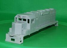 SD38P Engine Shell, HO Scale Trains, by Puttman Locomotive Works