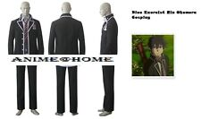 New Top Quality Blue Exorcist Rin Okumura Cosplay Costume