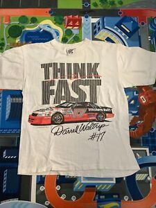Darrell Waltrip Shirt - L - 1993 - Original - Morris Design