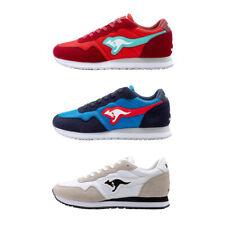 KangaROOS Red Invader 40 Sneaker Freizeit Schuhe Sport Turnschuhe Sneakers 47240