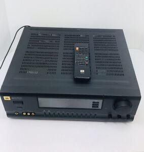 JBL JSR-400 Dolby Pro-Logic Audio/Video AM FM Surround Sound Receiver w/ Remote