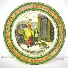 'ADAMS' CRIES OF LONDON- DO YOU WANT ANY MATCHES COLLECTORS PLATE
