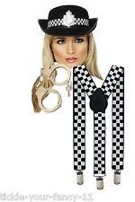 NUN Kit Fascia Colletto Donna Costume Religioso Costume Hen Night