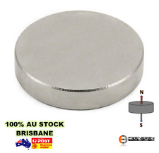 2x Strong 50mm x 10mm N45 Rare Earth Disc Magnets Neodymium Circular Disk Model