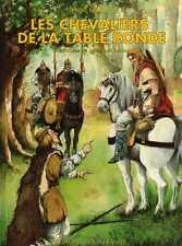 MAUD OVAZZA/..LES CHEVALIERS DE LA TABLE RONDE../LIVRE ILLUSTRE OUEST-FRANCE
