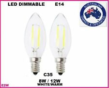 Conical/Candelabra/Candle 12W Light Bulbs