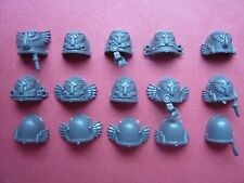 BLOOD Angel Space Marine Tactical 15 x capitolo Pads-bit 40K
