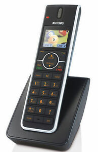 Philips DECT 6.0 SE6590B/37 2 Line Accessory Handset for SE6581B SE6591B