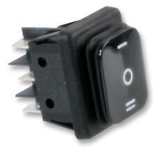 Switch Balancín CTR-off IP65 Negro INTERRUPTORES ROCKER