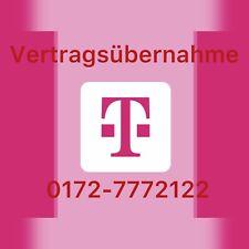 Telekom Vertragsübernahme MagentaMobil M 0172