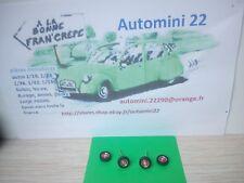 Altaya 1/43 pièces  Peugeot 404 taxi 4 roues rouges