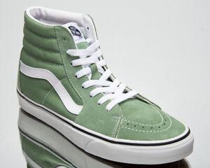 scarpe vans uomo verde