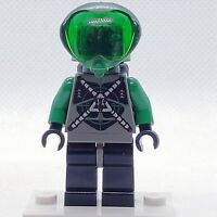 LEGO Minifigure Insectoids Zotaxian Alien Corporal Steel Space sp025