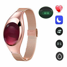 Women Smart Watch Blood Pressure Heart Rate Bracelet For Samsung S8 S9 S10 Plus