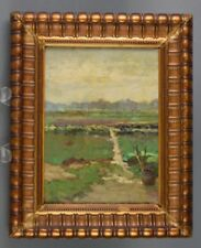 Peintures et émaux du XIXe siècle et avant huiles signés école flamande