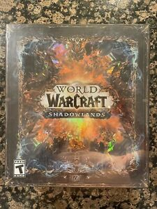 World of Warcraft: Shadowlands Collector's Edition (PC, 2020) - Sealed