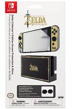 Nintendo Switch Zelda BOTW Collectors Edition Screen Protection & Skins New