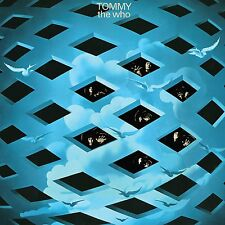 THE WHO (NEW SEALED CD) TOMMY (DIGITALLY REMASTERED) 1969 STUDIO VERSION (2013)