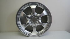 ADR-4 TITAN 18X7.5 10HOLES 48OFFSET HYPER SILVER 5X100 5X114.3 NEW SET OF 4 RIMS