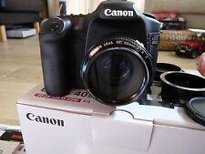 Canon EOS 40D 10.1 MP Digital SLR   50mm 1.8 Len - Lower shutter count only 8921