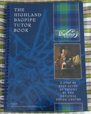 THE HIGHLAND TUBOS DE GAITA Tutor Libro 1 BY THE NATIONAL Tubería CENTRO