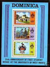 Dominica 1973 Anniv.of WI University MS SG 414 MNH