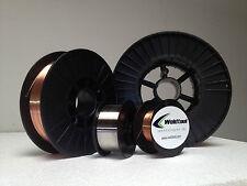 """8 spools ER70S-6 .030"""" 1lb Mild steel MiG welding wire"""