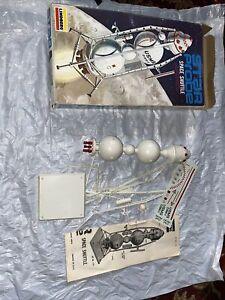 LINDBERG 2 Lot Model Kits STAR PROBE & USS DELONG Parts