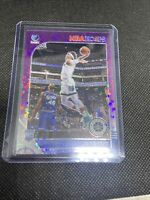 JA MORANT - 2019-20 NBA Hoops Premium Stock #259 PURPLE DISCO Prizm RC SP Rookie