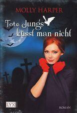 *g- Tote JUNGS küsst man NICHT -  von Molly HARPER  tb  (2011)