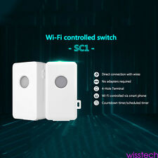 BroadLink SC1 smart home light wireless wifi switch Phone APP Remote Control US