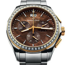 Maurice Lacroix  Damen Uhr Miros Mi1057-PVP22-760,  Neu & OVP, UVP 2690 €
