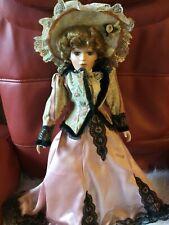 Künstlerpuppe Victorian Doll England,