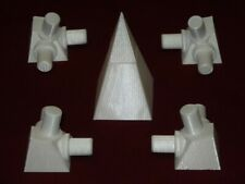 Connector kit Russian meditation pyramid fitting plastic
