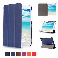 Funda carcasa para Samsung Galaxy Tab S2 SM T710 T715 ESTUCHE AZUL Stand