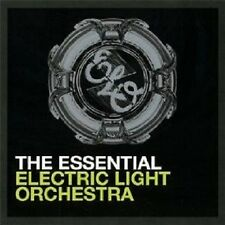 ELECTRIC LIGHT ORCHESTRA - THE ESSENTIAL ELECTRIC LIGHT ORCHESTRA 2 CD 37 TRACKS