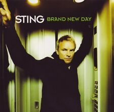 Sting ‎CD Brand New Day - Europe (M/M)