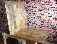 Estensione DI LEGNO DURO VERNICIATO tavolo da pranzo-POSTI 4-8 persone Rustico Casa Colonica